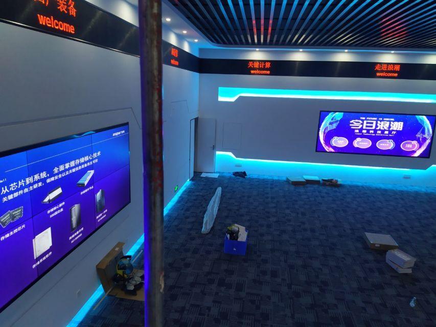 室内LED展示屏